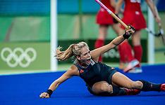 20160819 BRA: Olympic Games Finale Nederland - Engeland, Rio de Janeiro