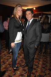 OLIVIA BUCKINGHAM and LUCA DEL BONO at an exhibition of photographs by Olivia Buckingham held at China Tang, The Dorchester, Park Lane London on 5th March 2007.<br />
