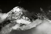 Grand Teton and Mount Owen