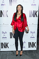 Amal Fashanu, A Night With Nick, INK, London UK, 04 December 2013, Photo by Raimondas Kazenas