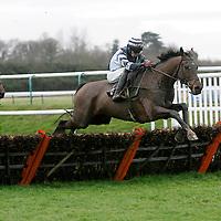 Tanerko Emery and Conor O'Farrell winning the 1.10 race