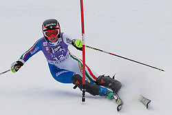 19.12.2010, Val D Isere, FRA, FIS World Cup Ski Alpin, Ladies, Super Combined, im Bild Johanna Schnarf (ITA) whilst competing in the Slalom section of the women's Super Combined race at the FIS Alpine skiing World Cup Val D'Isere France. EXPA Pictures © 2010, PhotoCredit: EXPA/ M. Gunn / SPORTIDA PHOTO AGENCY