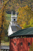 Arlington Green Covered Bridge, West Arlington, Vermont