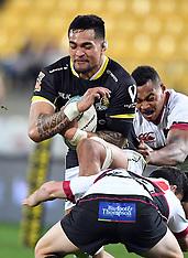 Wellington-Rugby, Wellington v North Harbour