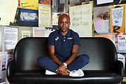 Portrait of Orphee Neola during the European Championships 2018, at Club France in Berlin, Germany, Day -1, on August 5, 2018 - Photo Philippe Millereau / KMSP / ProSportsImages / DPPI