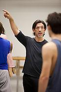 Washington Ballet | ALICE rehearsal