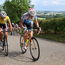 Boels Rental Ladies Tour Bunde-Valkenburg van der Breggen and Armitstead on the Doodeman