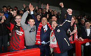 Crawley Town v Oxford United 09/04/2016