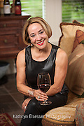 Julia Russell of Mansion Creek Cellars in Walla Walla,