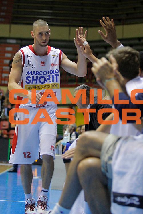 DESCRIZIONE : Forli Lega Basket A2 2011-12 Marcopoloshop.it Forli Givova Scafati<br /> GIOCATORE : Mike Nardi<br /> CATEGORIA : <br /> SQUADRA : Marcopoloshop.it Forli <br /> VENTO : Campionato Lega A2 2011-2012<br /> GARA : Marcopoloshop.it Forli Givova Scafati<br /> DATA : 02/10/2011<br /> SPORT : Pallacanestro<br /> AUTORE : Agenzia Ciamillo-Castoria/M.Nazzaro<br /> Galleria : Lega Basket A2 2011-2012 <br /> Fotonotizia : Forli Lega Basket A2 2011-12 Marcopoloshop.it Forli Givova Scafati<br /> Predefinita :