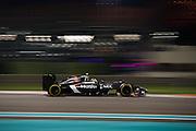 November 21-23, 2014 : Abu Dhabi Grand Prix. Esteban Gutierrez (MEX), Sauber-Ferrari