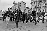 Riot Scene  - Quadrophenia Brighton 1979