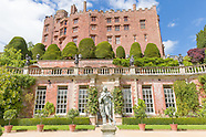 August at Powis Castle