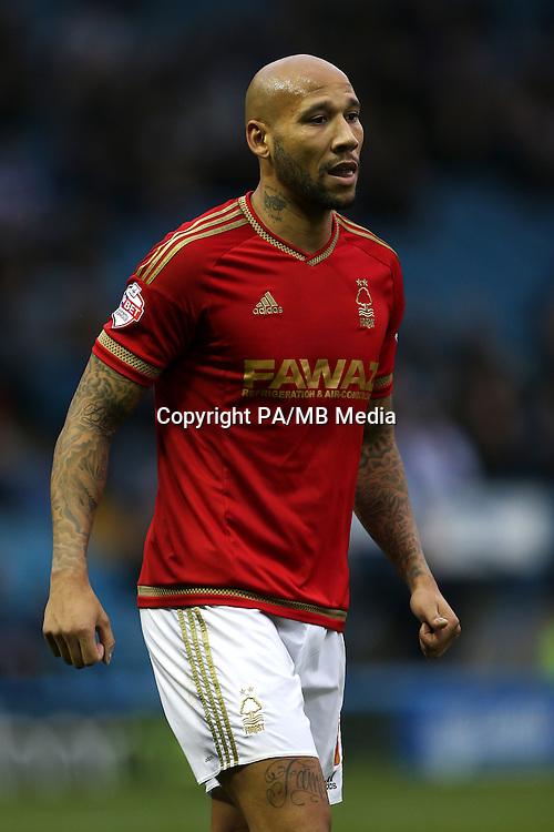 Kelvin Wilson, Nottingham Forest