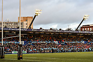 A general view of a sold out Cardiff Arms Park, home of Cardiff Blues - Mandatory by-line: Craig Thomas/Replay images - 31/12/2017 - RUGBY - Cardiff Arms Park - Cardiff , Wales - Blues v Scarlets - Guinness Pro 14