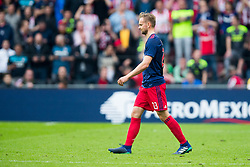 Siem de Jong of Ajax during the Dutch Eredivisie match between PSV Eindhoven and Ajax Amsterdam at the Phillips stadium on April 15, 2018 in Eindhoven, The Netherlands