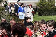 20-4-2016 Oud-Vossemeer - Princess Beatrix of the Netherlands opens Wednesday, April 20 Roosevelt Information in Oud-Vossemeer, Tholen municipality. Oud-Vossemeer is the place where, according to the municipality of the ancestors of the former US Presidents Theodore Roosevelt and his cousin Franklin Delano Roosevelt came. At the opening are also a granddaughter and grandson of Franklin Delano Roosevelt provided. COPYRIGHT ROBIN UTRECHT<br /> 20-4-2016  Oud-Vossemeer - Prinses Beatrix der Nederlanden opent woensdag 20 april het Roosevelt Informatiecentrum in Oud-Vossemeer , gemeente Tholen. Oud-Vossemeer is de plaats waar volgens de gemeente de voorouders van de voormalige Amerikaanse presidenten Theodore Roosevelt en zijn neef Franklin Delano Roosevelt vandaan kwamen. Bij de opening zijn ook een kleindochter en kleinzoon van Franklin Delano Roosevelt aanwezig. COPYRIGHT ROBIN UTRECHT