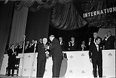 1962 - Presentation of Variety Club Awards at their International Convention in the Theatre Royal