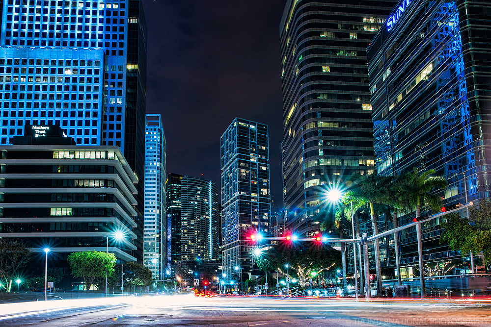 Biscayne Boulevard, Brickell District