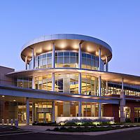 DCH Cancer Center at Dusk - Tuscaloosa, AL