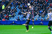 Leeds United defender Ben White (5) during the EFL Sky Bet Championship match between Sheffield Wednesday and Leeds United at Hillsborough, Sheffield, England on 26 October 2019.