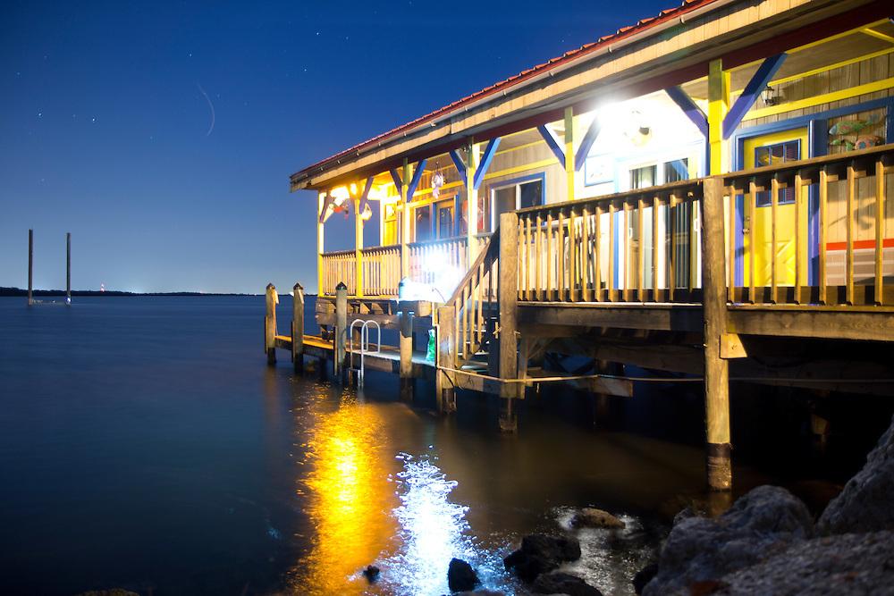 Bridgewater Inn, Matlacha, Florida<br /> Copyright Branaman Photography