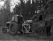 1958 - Atlas Copco Gt. Britain Ltd. Compressor driven from tractor.