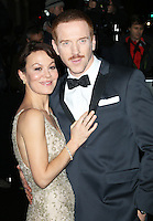 Helen McCrory; Damian Lewis, London Evening Standard Theatre Awards, The Savoy Hotel, London UK, 17 November 2013, Photo by Richard Goldschmidt
