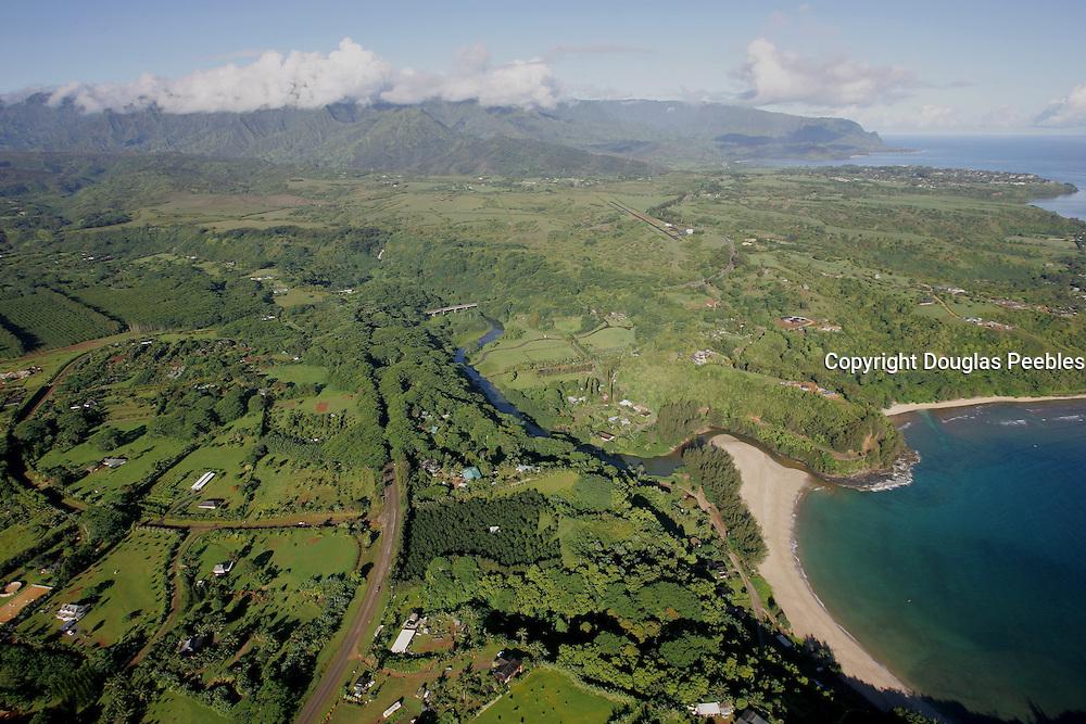 Kalihiwai Beach, Kauai, Hawaii<br />