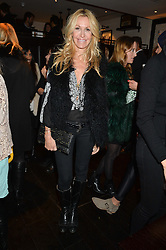 MELISSA ODABASH at a party to celebrate the publication of Honestly Healthy Cleanse by Natasha Corrett held at Tredwell's Restaurant, 4a Upper St.Martin's Lane, London on 14th January 2015.