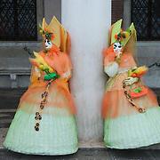 Venice Carnival Atmosphere 2012