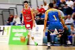 Tevin Falzon of Bristol Flyers - Photo mandatory by-line: Robbie Stephenson/JMP - 31/03/2019 - BASKETBALL - Cheshire Oaks Arena - Ellesmere Port, England - Cheshire Phoenix v Bristol Flyers - British Basketball League Championship
