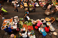view of Myung Mai market, Chiang Mai, Thailand