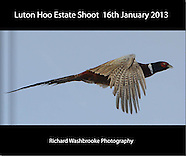 Luton Hoo Estate Shoot  16th January 2013
