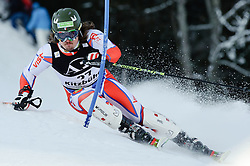 23.01.2011, Hahnenkamm, Kitzbuehel, AUT, FIS World Cup Ski Alpin, Men, Slalom, im Bild // Ondrej Bank (CZE) // during the men slalom race at the FIS Alpine skiing World cup in Kitzbuehel, EXPA Pictures © 2011, PhotoCredit: EXPA/ S. Zangrando