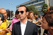 BARI: GIAMPAOLO TARANTINI, IN PROCURA ASCOLTATO DAL NEO PROCURATORE DELLA REPUBBLICA DI DARI, ANTONIO LAUDATI.