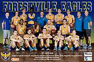 Forestville Premier League players