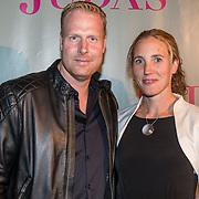 NLD/Amsterdam/20180920 - Premiere Judas, Ferdi Stofmeel en partner