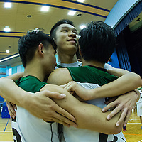 2015 National A Division Basketball Final – RI vs HCI