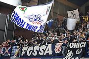 tifosi Fortitudo Bologna<br /> Dinamica Generale Mantova - Kontatto Bologna<br /> Campionato Basket LNP 2016/2017<br /> Mantova 06/11/2016<br /> Foto Ciamillo-Castoria