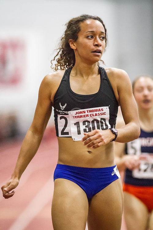 Women's Mile, Air Force, 1300, Boston University John Terrier Invitational Indoor Track and Field