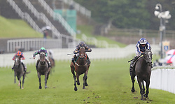 Morando ridden by Silvestre De Sousa on their way to victory in the Boodles Diamond Ormonde Stakes during Boodles Ladies Day at Chester Racecourse.