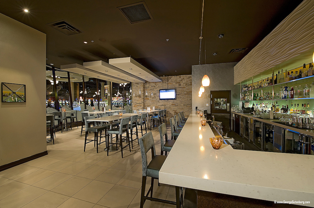 commercial architecture photograph by George Gutenberg Architectural Photography Restaurant photography