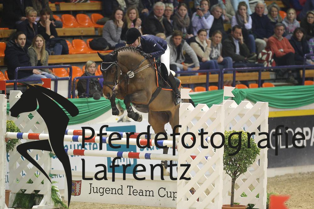 Kock, Cerrin, Crackolino<br /> Neumünster - VR Classics<br /> Jugend Team Cup<br /> © www.sportfotos-lafrentz.de/Stefan Lafrentz