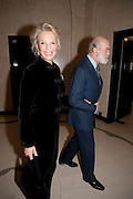 PRINCE MICHAEL OF KENT; PRINCESS MICHAEL OF KENT, Book launch of Lady Annabel Goldsmith's third book, No Invitation Required. Claridges's. London. 11 November 2009