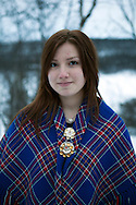 sami people in the north of Finland