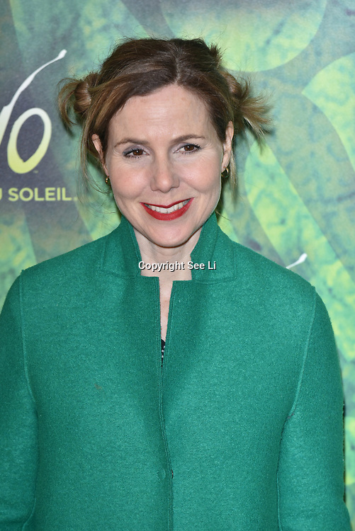 London, England, UK. 10th January 2018. Sally Phillips arrives at Cirque du Soleil OVO - UK premiere at Royal Albert Hall.