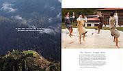 The Kingdom of Bhutan.<br /> Stora Enso customer magazine: TEMPUS