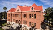 Old Orange County Courthouse of Santa Ana California