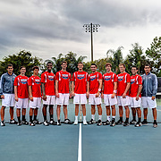 FAU Men's Tennis 2014